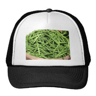 Green Beans Hat