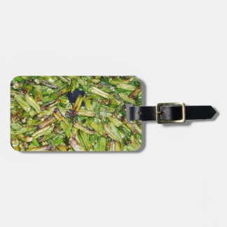 Green  Beans... Luggage Tag