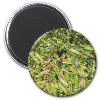 Green  Beans... Magnet