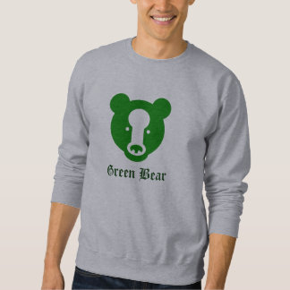 green bear sweatshirt