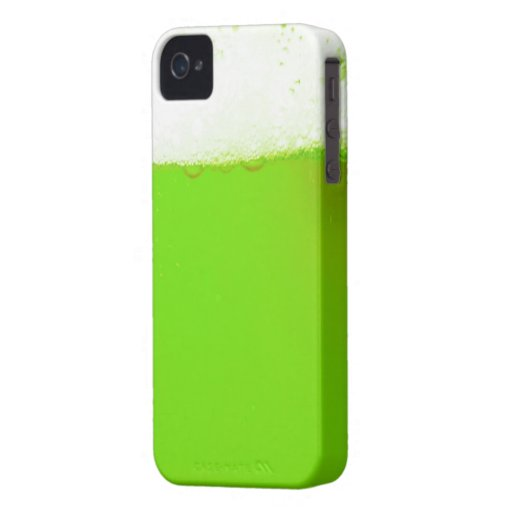 Green Beer Day BlackBerry Protection Case Blackberry Bold Case