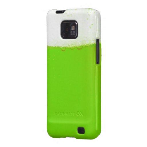 Green Beer Samsung Galaxy S Protection Case Samsung Galaxy Case