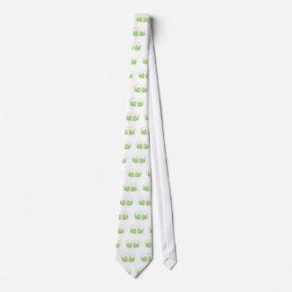 Green Beer Tie