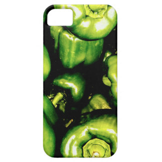 Green Bell Peppers iPhone 5 Case