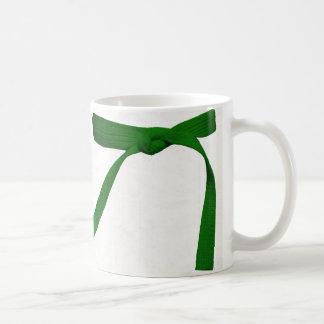 Green Belt Mug