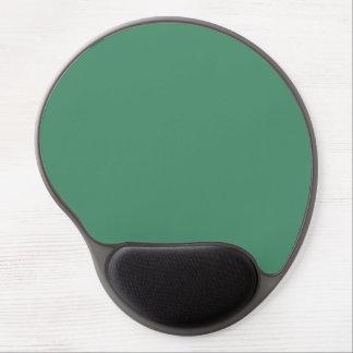 Green, Billiard, Pool Green. Fashion Color Trends Gel Mousepads