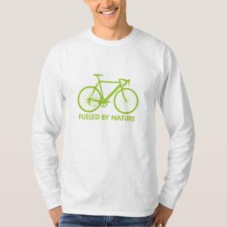 Green Biofuel Bike T-Shirt