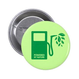 Green Biofuel Ethanol Pin