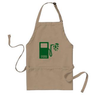 Green Biofuel Ethanol Standard Apron