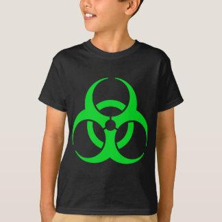 Green Biohazard T-Shirt