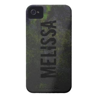Green Black Cool Grunge Rock Blackberry Phone Case