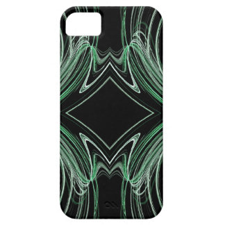 Green & Black  iPhone 5 Custom Case-Mate ID iPhone 5 Cases