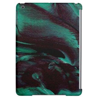 Green Black Malachite Look Viridian Fashion iPad iPad Air Covers