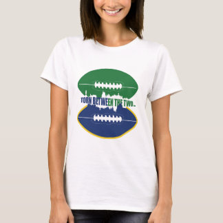 Green & Blue Love T-Shirt