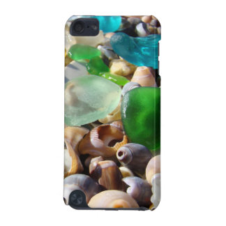 Green Blue Sea Glass Ocean Beach iPOD cases iPod Touch (5th Generation) Cover