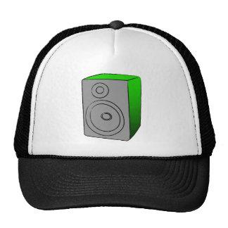 Green BOOMBOX Cap