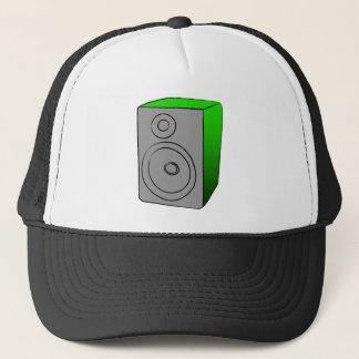 Green BOOMBOX Trucker Hat