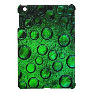 green bottle-glass iPad mini covers