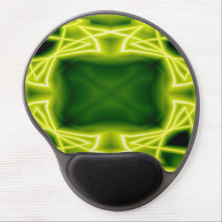 Green Boxes Gel Mouse Pad
