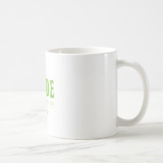 Green Bride to Be Mugs