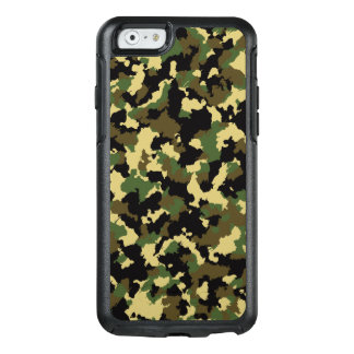 Green/Brown Camo OtterBox iPhone 6/6s Case