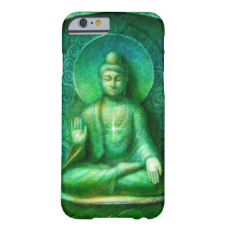 Green Buddha Zen Meditation iPhone 6 case