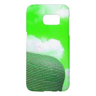 Green Bullring Phone Case
