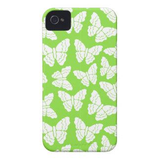 Green butterflies BlackBerry Bold Case