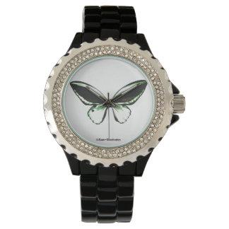 Green Butterfly Watch