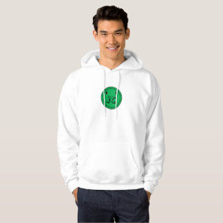 Green Button Bash Hoodie