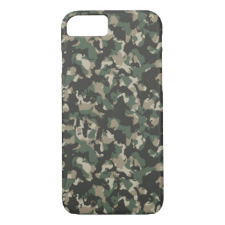 Green Camo Phone Case