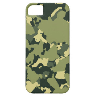 Green Camo Phone Case iPhone 5 Case