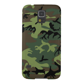 Green Camouflage Samsung Galaxy S5 Case