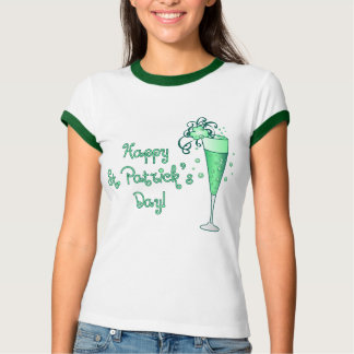 Green Champagne T-Shirt