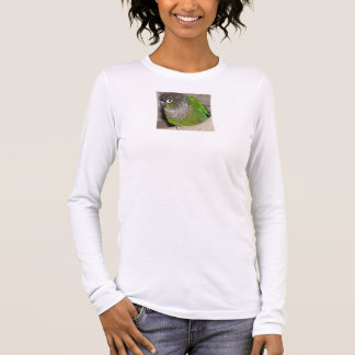 Green-cheeked Hope Long Sleeve T-Shirt