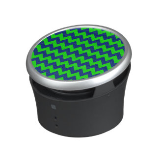 Green Chevron Speaker