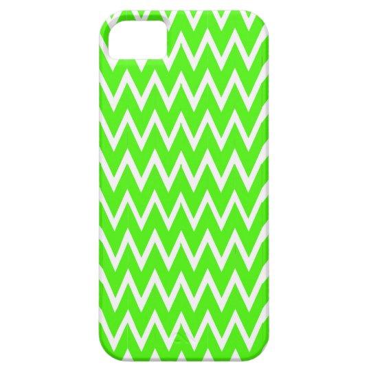 Green Chevron Illusion iPhone 5 Covers