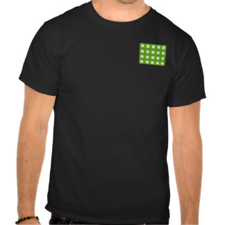 GREEN -  Choice for life on earth T-shirt