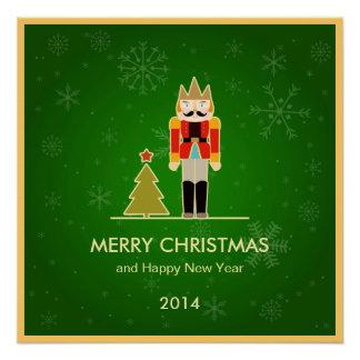 Green Christmas - Nutcracker Holiday Greeting