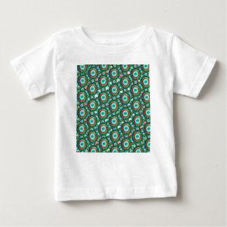 Green circles #3 baby T-Shirt