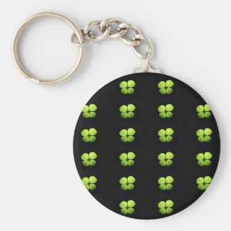 Green Clover Key Chain