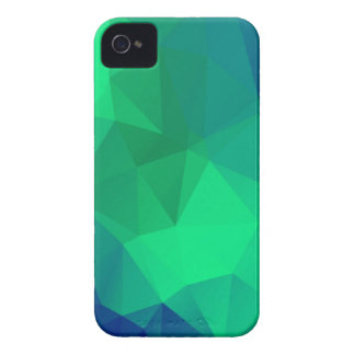 Green context iPhone 4 Case-Mate cases