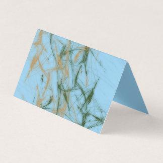 Green - cool card