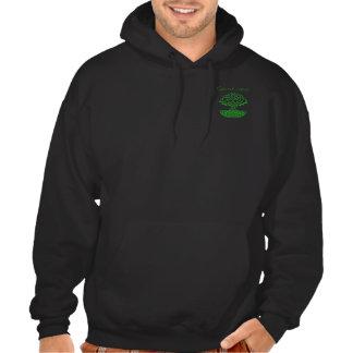 Green Council Hooded Sweatshirt (2)
