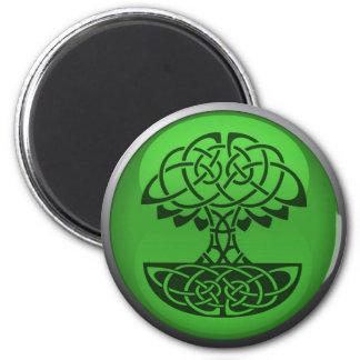 Green Council Magnet