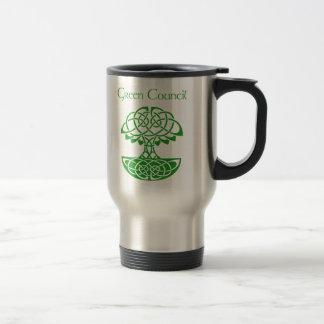 Green Council Travel Mug