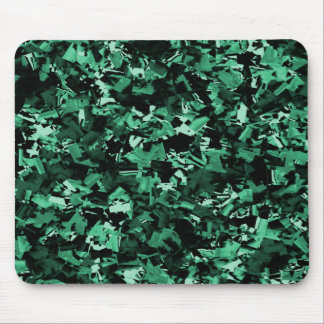 Green Craze... Mouse Pad