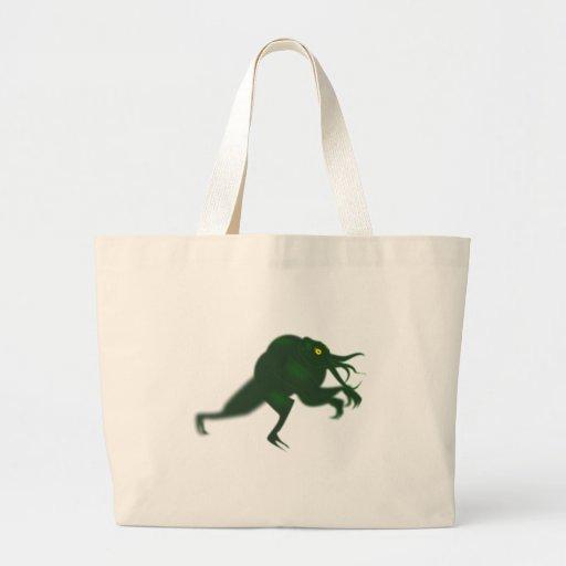 Green Creature Bag