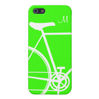 Green Cycle Cover For iPhone 5/5S