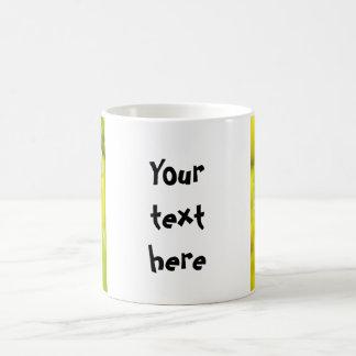 Green Dahlia flower English tea coffee mug
